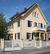 Villa Kahle in Weimar
