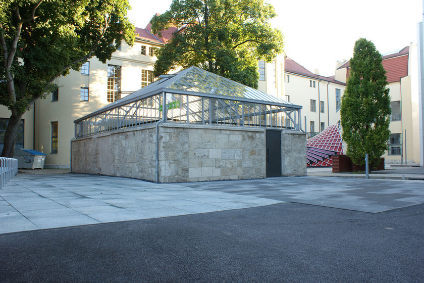 Atelier in Weimar