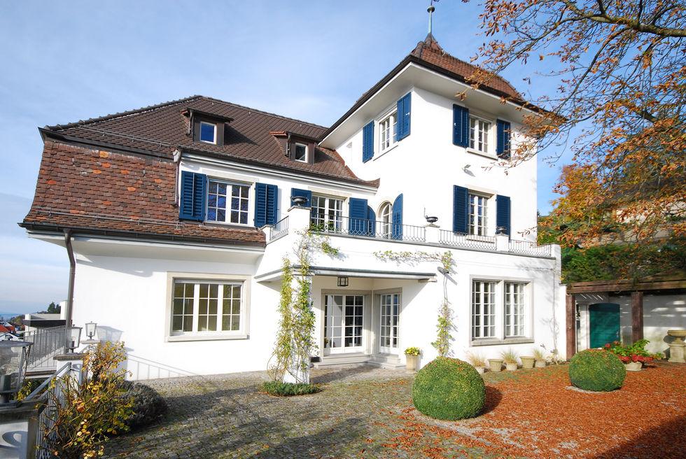 Villa bei Zürich