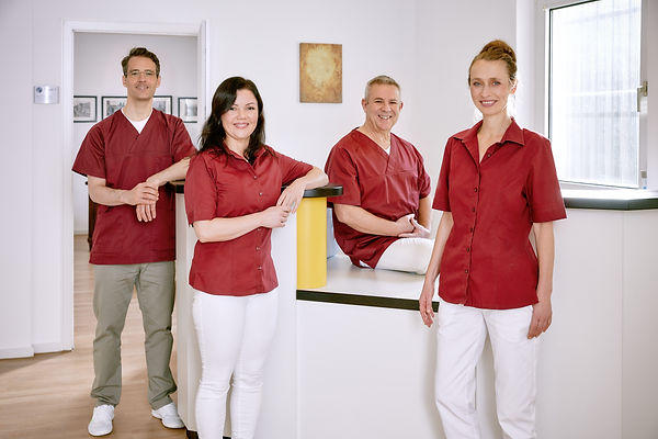 Chiropraxis Schwall, Chiropraktik und Osteopathie in Köln, Team