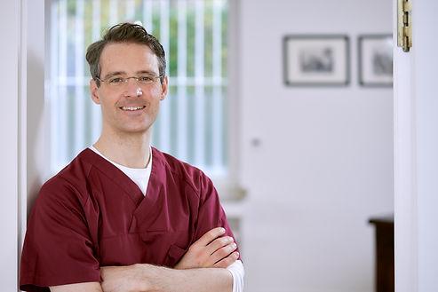 Erik Cargalli, Chiropraktiker in Köln