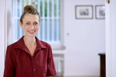 Alexandra Pauli, Assistenz in der Chiropraxis Schwall