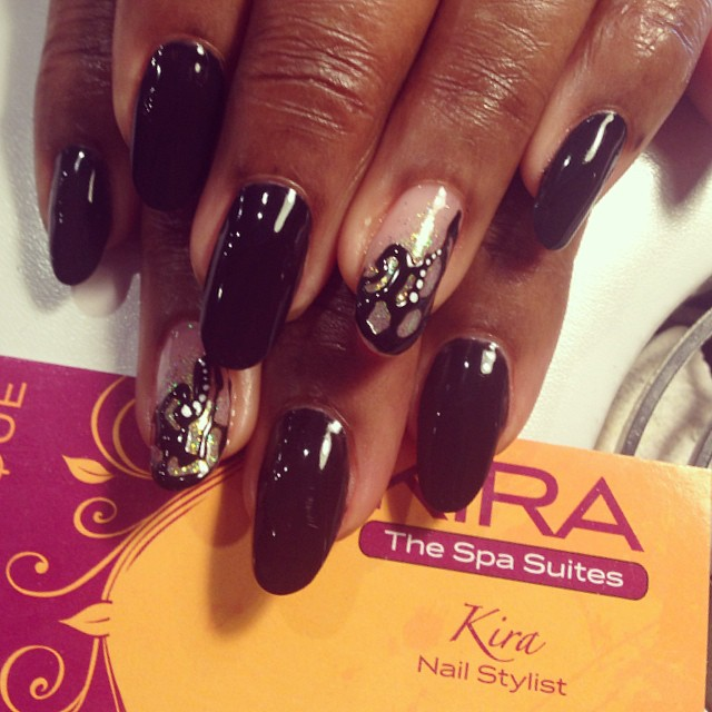 Kira/The Spa Suites Nail Art
