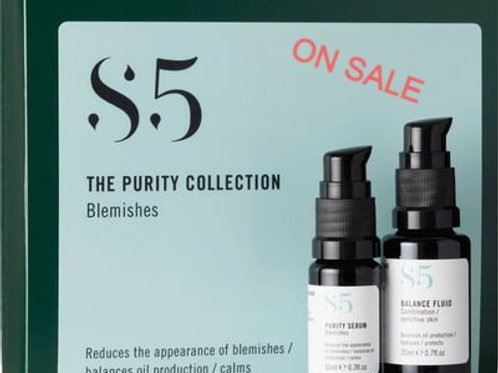 S5 Skincare Organic Skincare Set Impure Skin and Acne