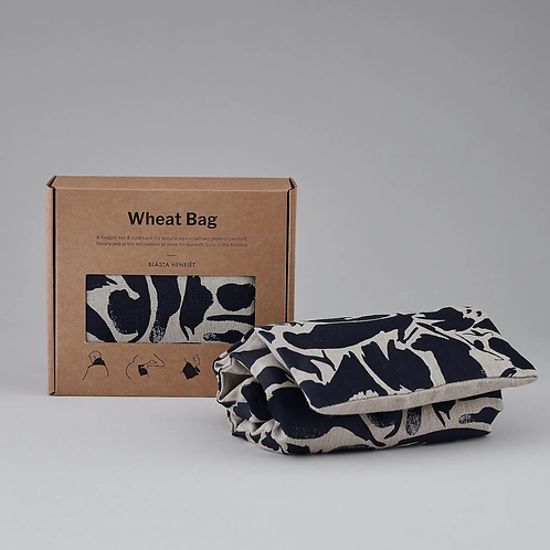 Wheat Bag Creatures Navy/Yellow