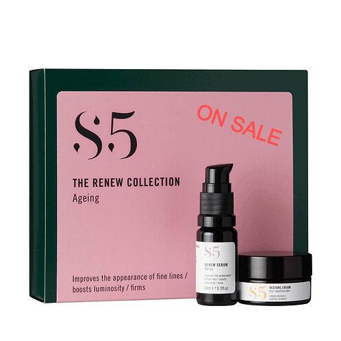S5 Skincare Organic Skincare Set Anti-Aging