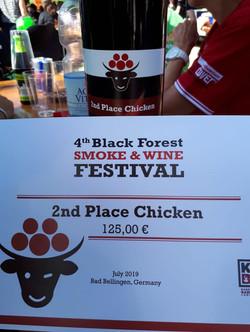 Smoke and Wine Festival