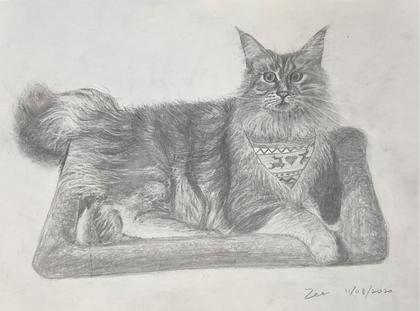 """Cat - I'm the Boss"""