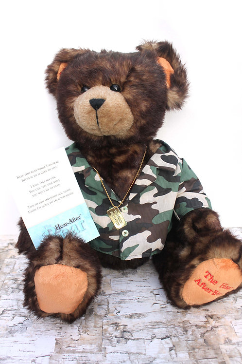 Military Hear-After Bear