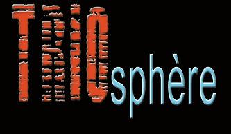 logo et titre groupe cd triosphere 2018.