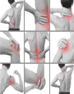 Coping with pain and inflammation and pinched nerve
