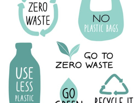 Living a more intentional, plastic free life