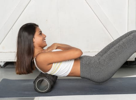 The health benefits of Foam Rolling