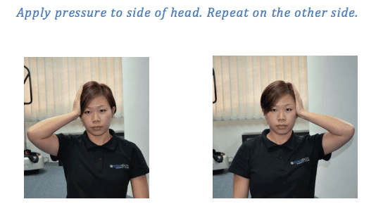 Cervical (neck) isometric strength level 1 (2)
