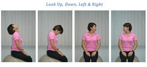 Cervical neck range of motion