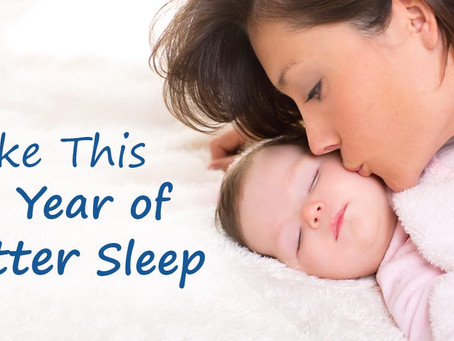 Make This the Year of Better Sleep