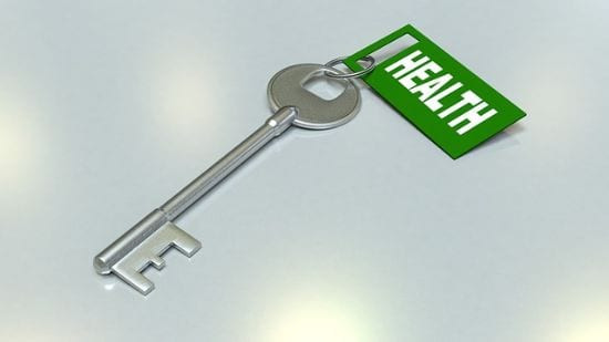 Key to health strategy
