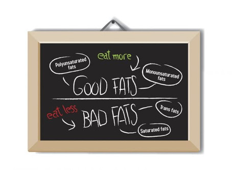 Eating Fats – Good or Bad?