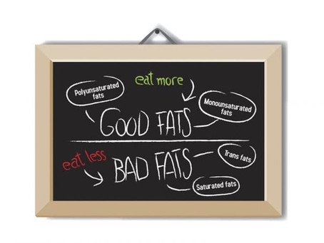 Eating Fats – Good or Bad?