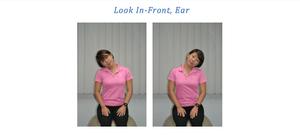 Cervical (neck) range of motion level 2