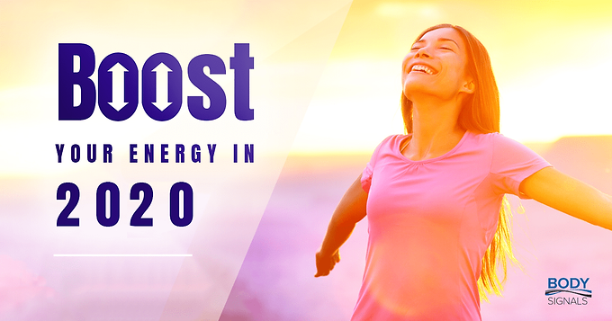 Boost Your Energy in 2020
