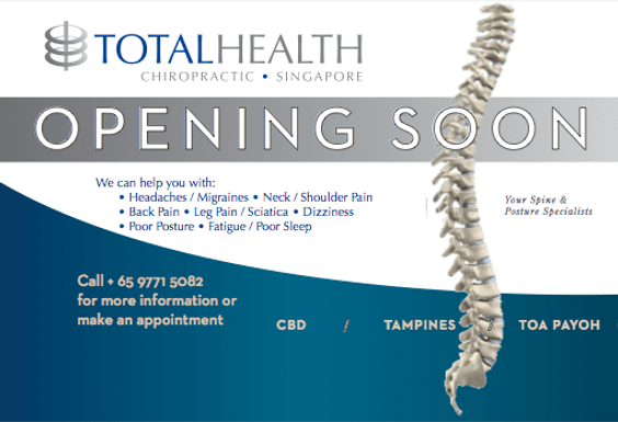New Total Health Clinic for Toa Payoh