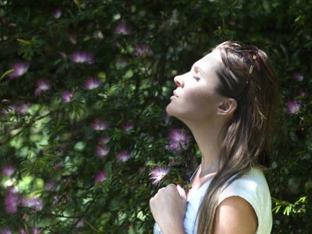 Could you be breathing more easily?