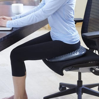 How to keep moving when sitting all day.