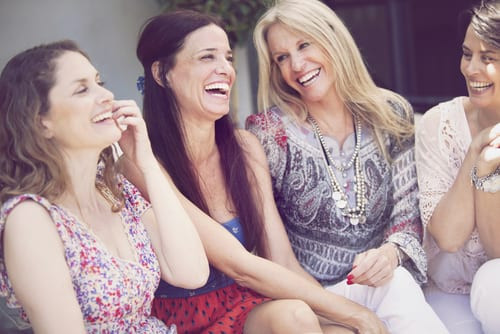 women-discussing-menopause