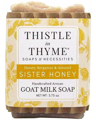 Sister Honey Goat Milk Soap