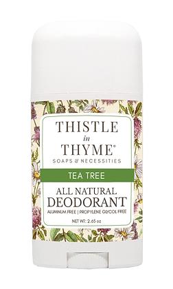 Tea Tree All Natural Deodorant