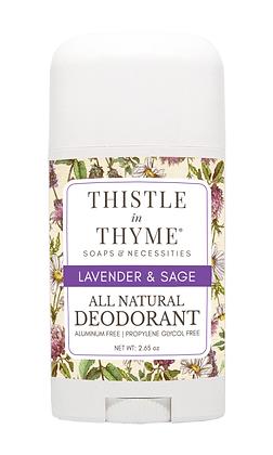 Lavender & Sage All Natural Deodorant