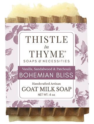 Bohemian Bliss Goat Milk Soap