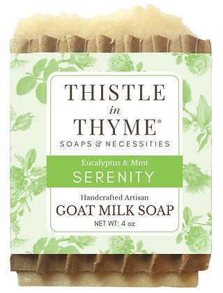 Serenity Goat Milk Soap