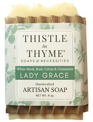 Lady Grace Goat Milk Soap