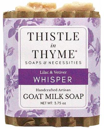 Whisper Goat Milk Soap
