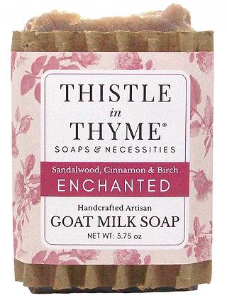 Enchanted Goat Milk Soap
