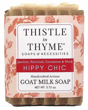 Hippy Chic Goat Milk Soap