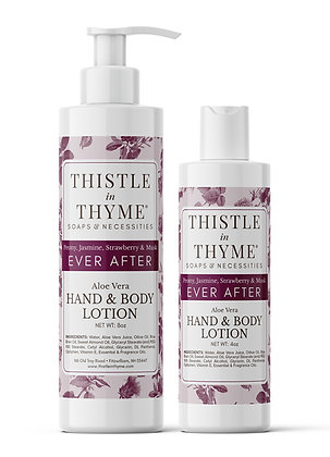 Ever After Lotion