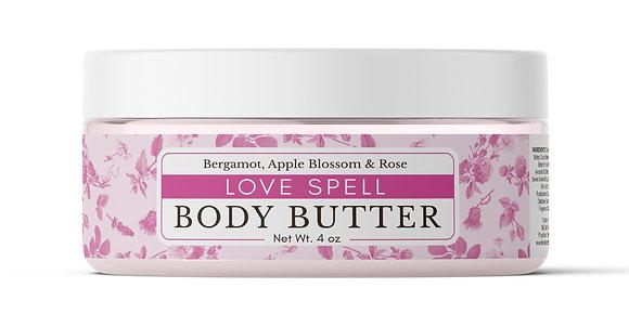 Love Spell Body Butter