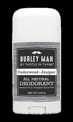 Cedarwood & Juniper All Natural Deodorant