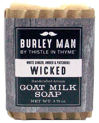 Wicked Goat Milk Soap