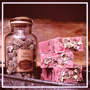 Activated Charcoal & Rose Clay Facial Soap