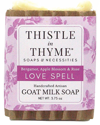 Love Spell Goat Milk Soap