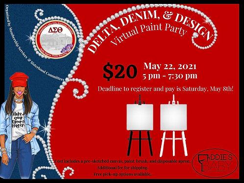 (PRIVATE VIRTUAL EVENT)Delta Denim & Design