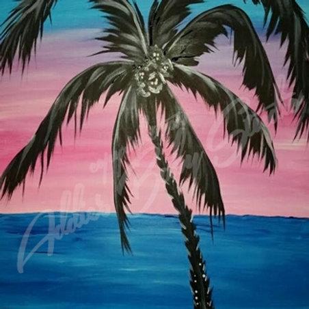 "Friday, April 9th @7pm ""Palm Tree"""