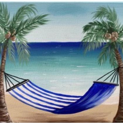 Friday, June 11th @7pm Beach Hammock