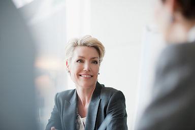 Mature Businesswoman