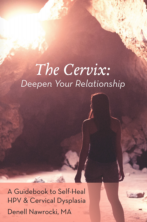 The Cervix: Deepen Your Relationship in PDF