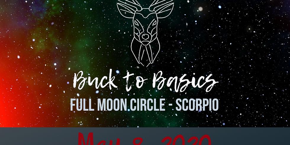 May Full Moon in Scorpio